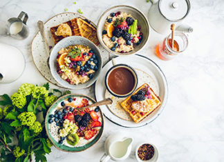 Making Healthy Food