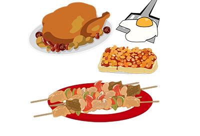 Diet high in protein