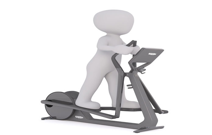 what does elliptical workout