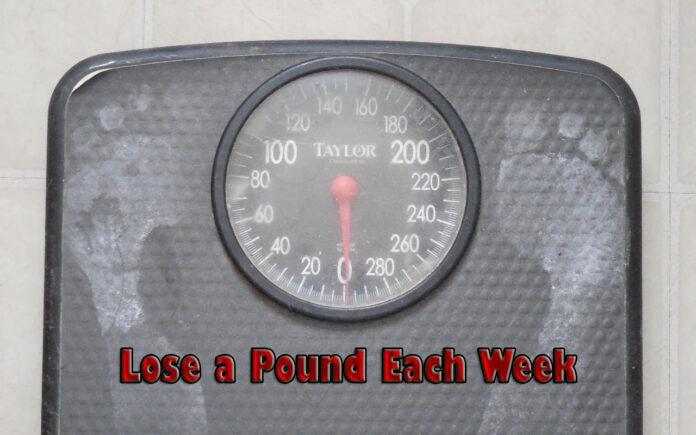 Lose a Pound Each Week