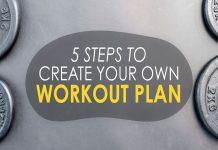 Create Workout Plan